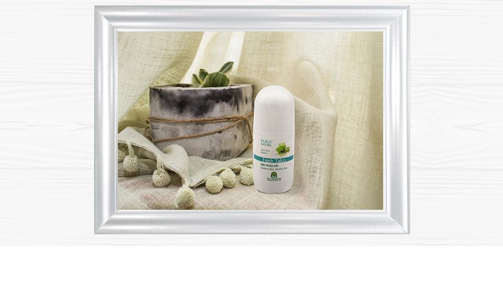 Una nuova generazione di delicati deodoranti, che combinano il trattamento deodorante e purificante, ad un'azione idratante, lenitiva e protettiva.