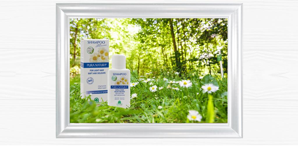 Pura Natura offre tutti i prodotti migliori per la cura dei capelli.