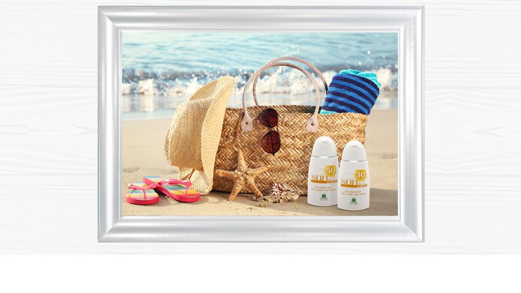 La soluzione più moderna per proteggere la pelle dal sole. Una formula di nuova generazione ricca di filtri fisici e chimici per garantire la giusta protezione alle pelli più sensibili.