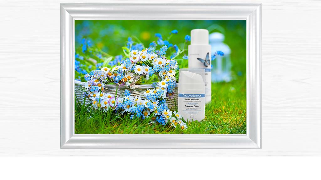 Il sollievo naturale ai problemi derivanti dalla pelle molto secca e dalla dermatite atopica
