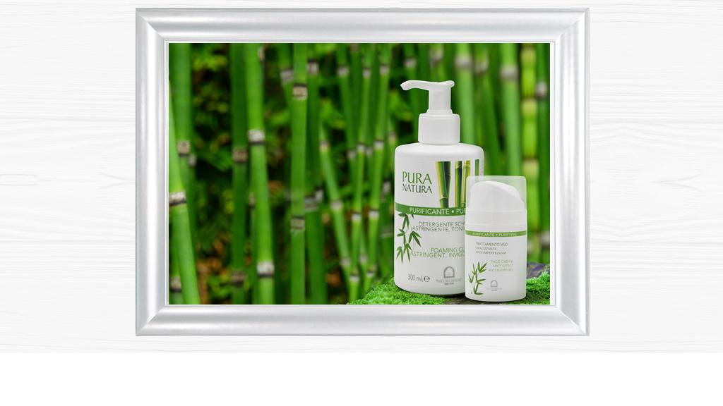 Per tutte quelle pelli definite grasse o impure e soprattutto per la pelle degli adolescenti, spesso segnate da acne.